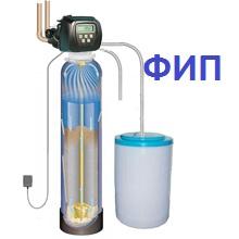 Ионитовые фильтры умягчители воды ФИП