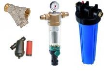 Механические фильтры грубой очистки