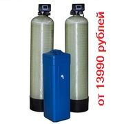 Умягчители воды ФИП по таймеру
