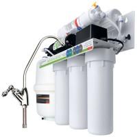 Фильтр Новая Вода Praktic Osmos OU 580 с помпой