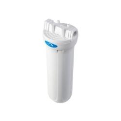 Гейзер 1П белый 1/2-3/4 мет. скоба